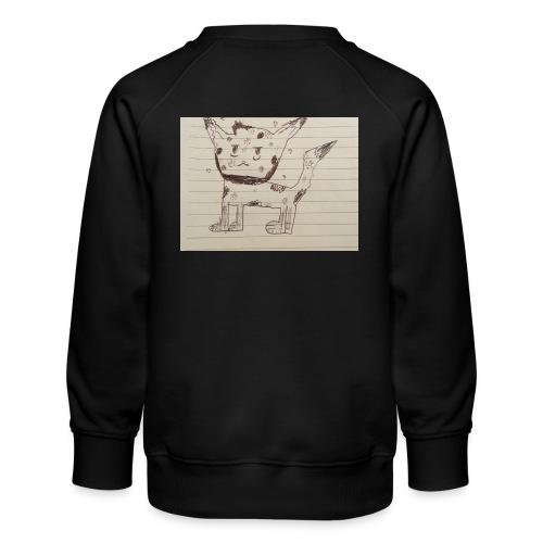 Wolf - Kids' Premium Sweatshirt