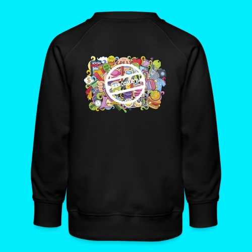 maglia logo doodle - Felpa premium da bambini