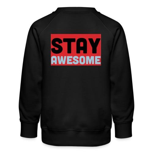 425AEEFD 7DFC 4027 B818 49FD9A7CE93D - Kids' Premium Sweatshirt