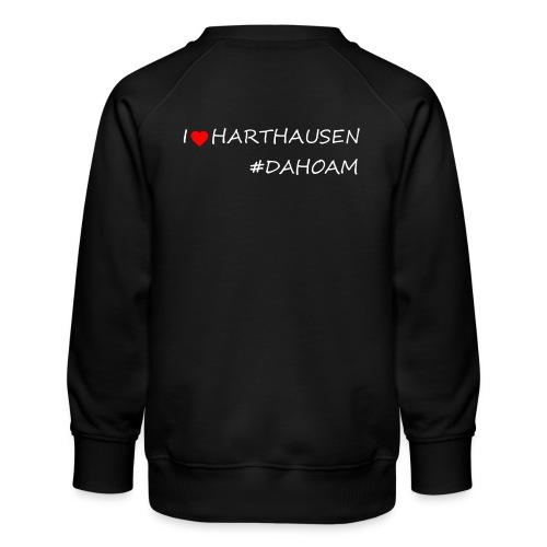 I ❤️ HARTHAUSEN #DAHOAM - Kinder Premium Pullover