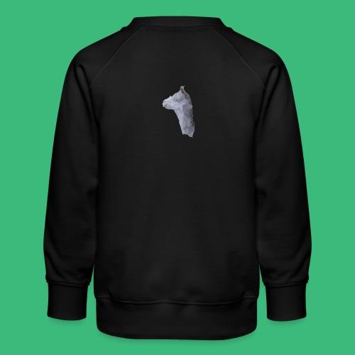 Lama KristalArt / alle kleuren - Kinderen premium sweater