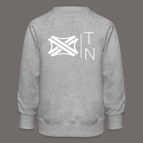 Tregion logo Small - Kids' Premium Sweatshirt