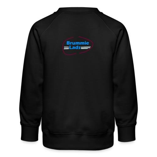 Brummie Lads Logo - Kids' Premium Sweatshirt
