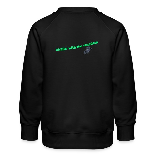 chillin' - Kids' Premium Sweatshirt