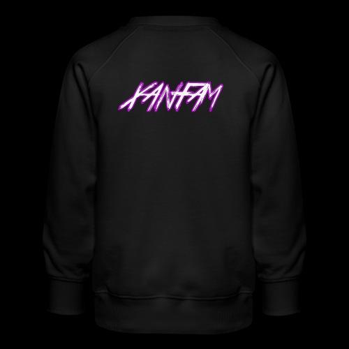 XANFAM (FREE LOGO) - Kinder Premium Pullover