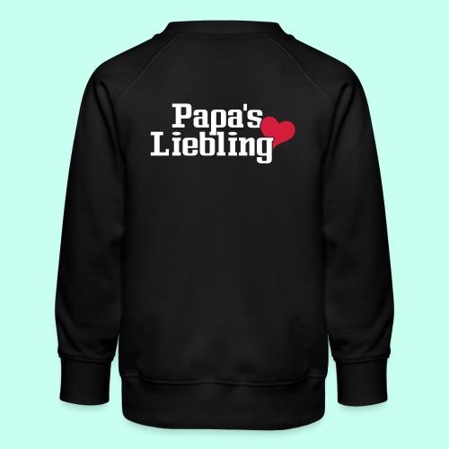 Papa's Liebling - Kinder Premium Pullover