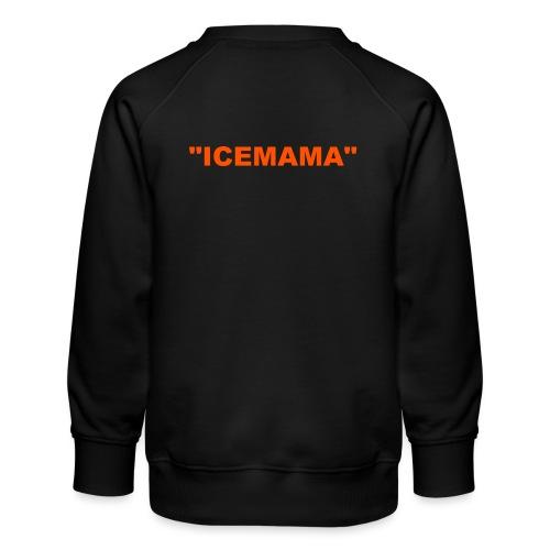 ICEMAMA - Lasten premium-collegepaita