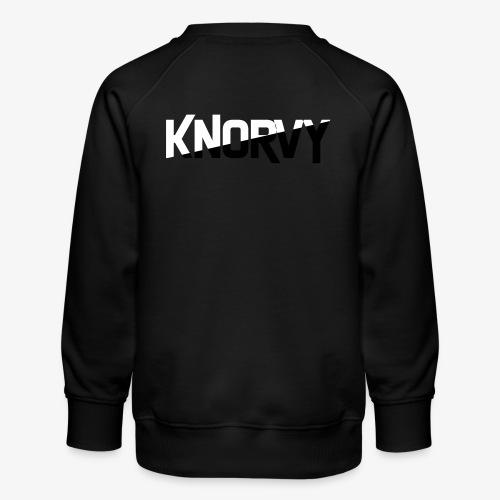 KNORVY - Kinderen premium sweater