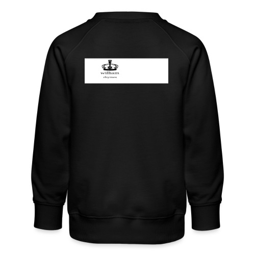 william - Kids' Premium Sweatshirt