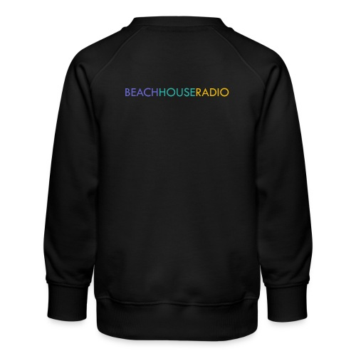 Beach House Radio Logo - Kids' Premium Sweatshirt