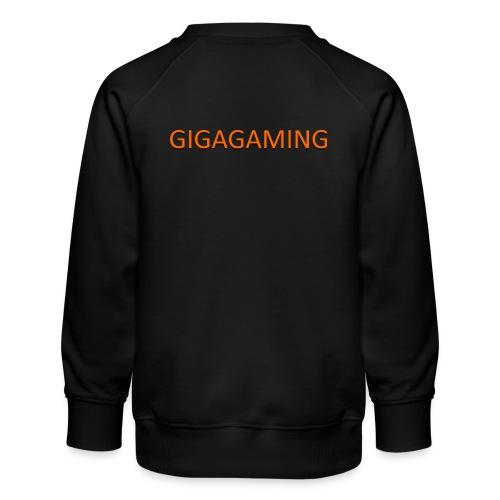 GIGAGAMING - Børne premium sweatshirt