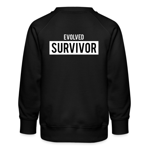 Evolved Survivor - Kids' Premium Sweatshirt