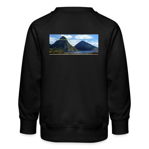 believe in yourself - Kids' Premium Sweatshirt