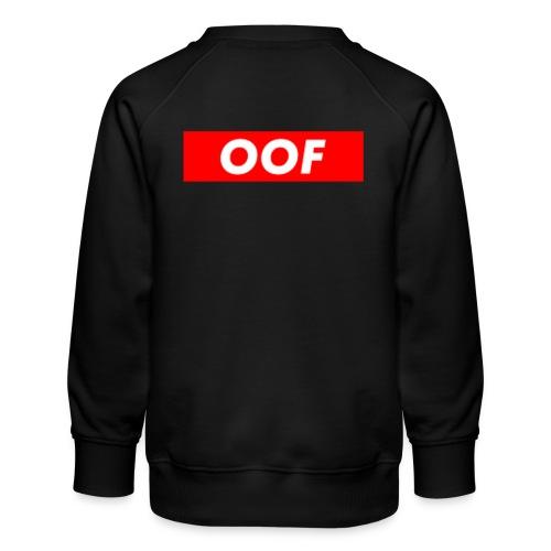 Oof Merch! - Børne premium sweatshirt