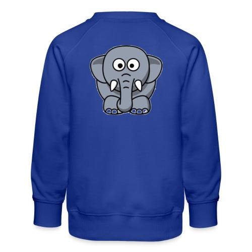 Olifantje - Kinderen premium sweater