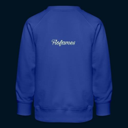 camicia di flofames - Felpa premium da bambini
