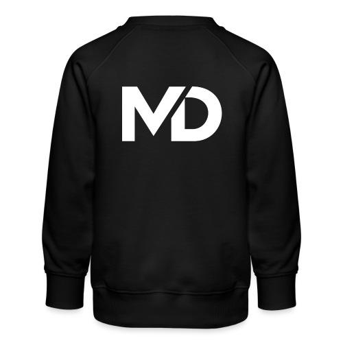 MD Clothing Official© - Sweat ras-du-cou Premium Enfant