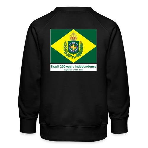 Brazil 200 years independence - Premium-genser for barn