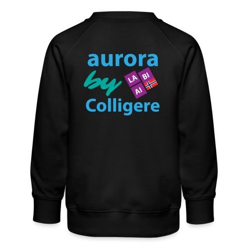 Aurora by Colligere - Premium-genser for barn