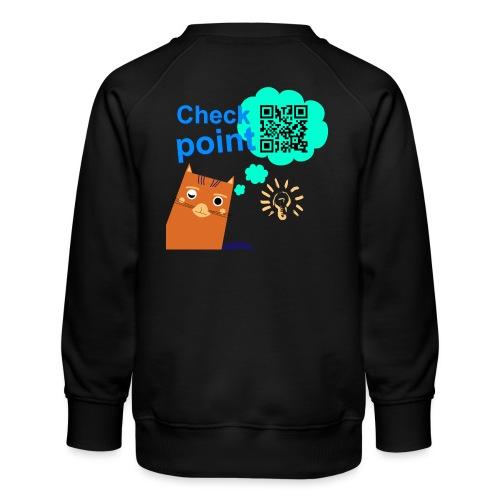Duna Checkpoint - Premium-genser for barn