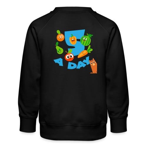 Duna five a day - Premium-genser for barn