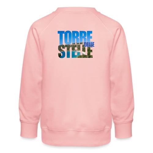 TorreTshirt - Felpa premium da bambini