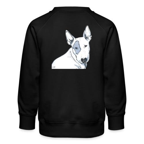 Bull Terrier - Sweat ras-du-cou Premium Enfant
