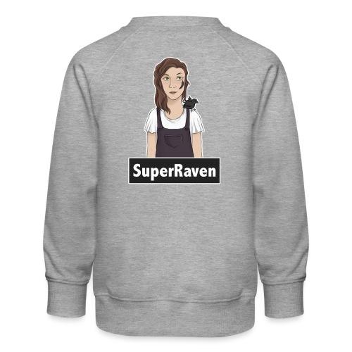 SuperRaven - Kids' Premium Sweatshirt