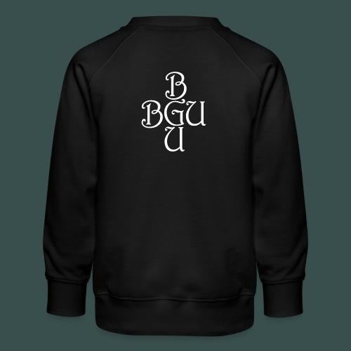 BGU - Kinder Premium Pullover