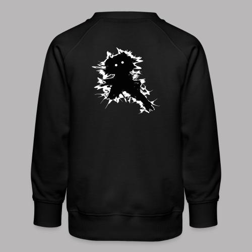 Charlie The Scratch Kid - Kids' Premium Sweatshirt