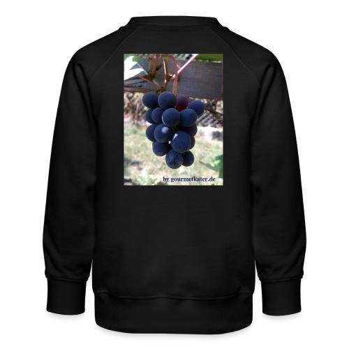 Traube - Kinder Premium Pullover