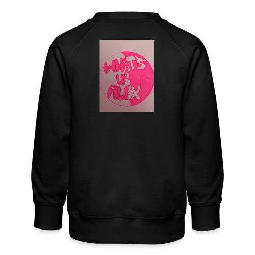 Alex bell - Kids' Premium Sweatshirt