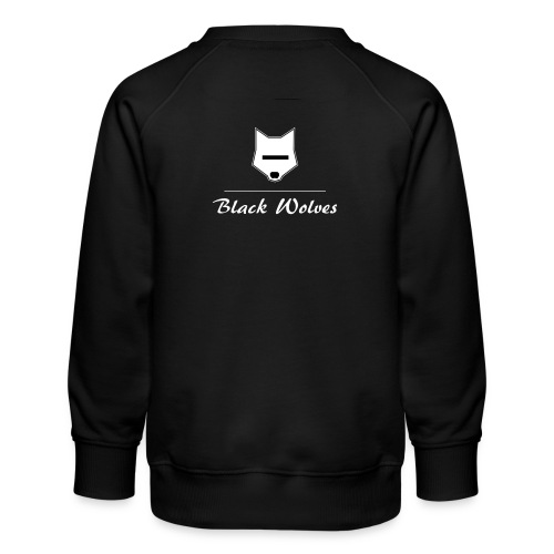 blackwolves Transperant - Sweat ras-du-cou Premium Enfant