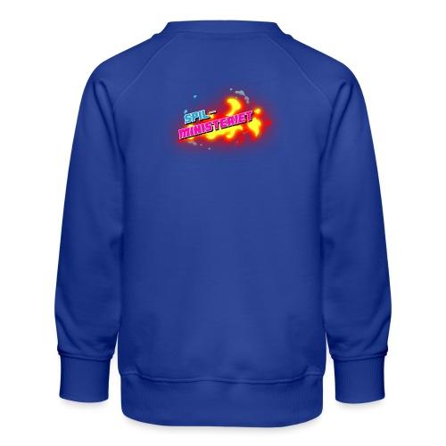 Spilministeriet - Børne premium sweatshirt