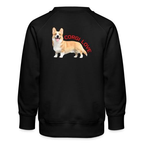 CorgiLove - Kids' Premium Sweatshirt