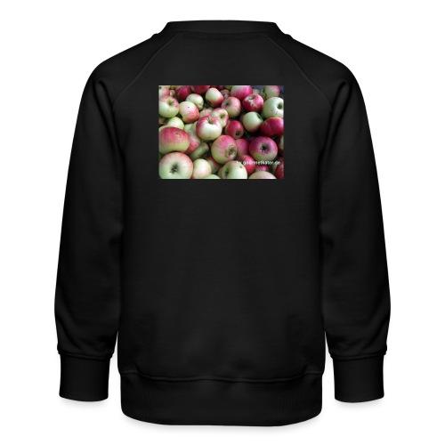 Äpfel - Kinder Premium Pullover