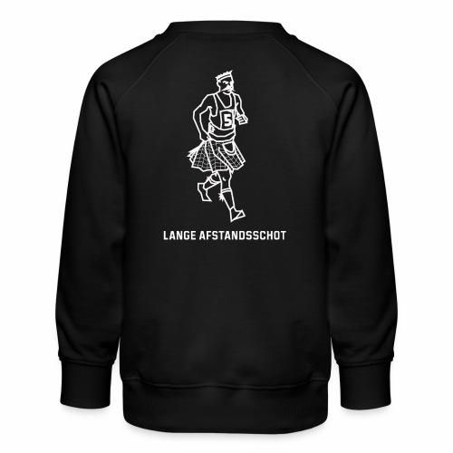 Lange Afstandsschot - Kinderen premium sweater