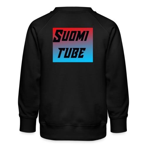 SuomiTube - Lasten premium-collegepaita