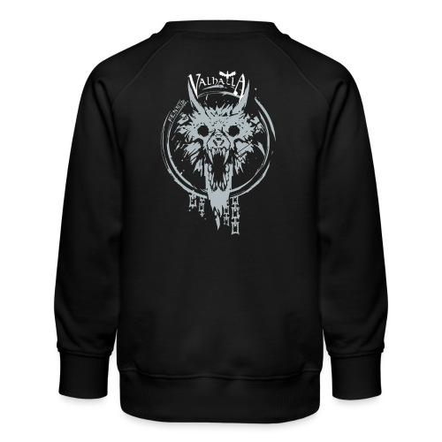 Valhalla Fenrir - Børne premium sweatshirt