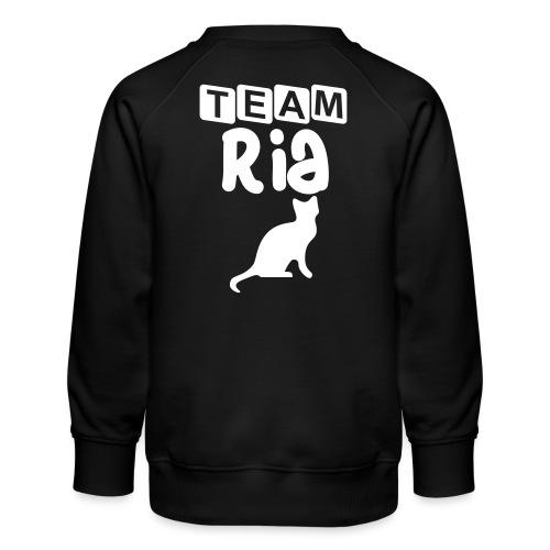 Team Ria - Kids' Premium Sweatshirt