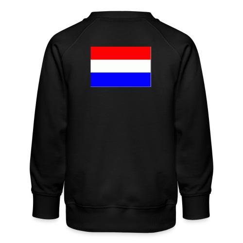 vlag nl - Kinderen premium sweater
