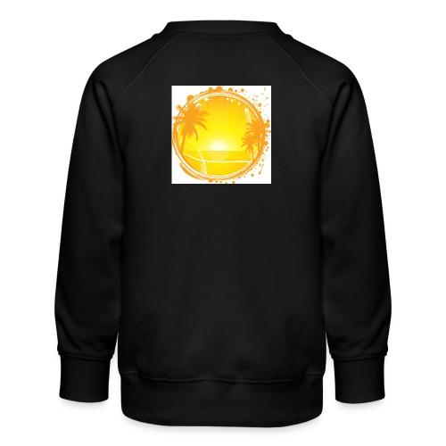 Sunburn - Kids' Premium Sweatshirt