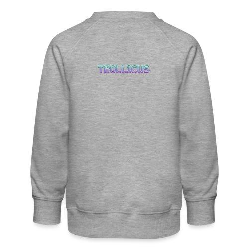 cooltext280774947273285 - Kids' Premium Sweatshirt