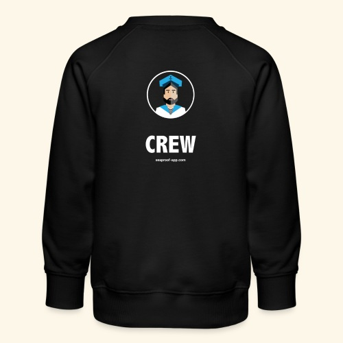 SeaProof Crew - Kinder Premium Pullover