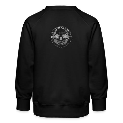 Rigormortiz Wear See through logo - Kids' Premium Sweatshirt