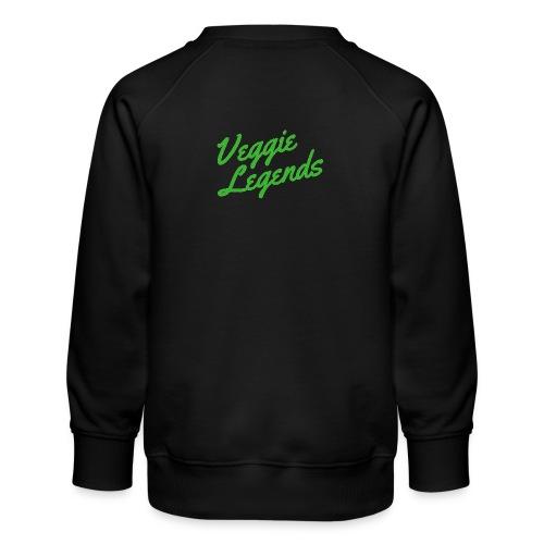 Veggie Legends - Kids' Premium Sweatshirt
