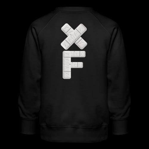 XF Xanax Logo - Kinder Premium Pullover
