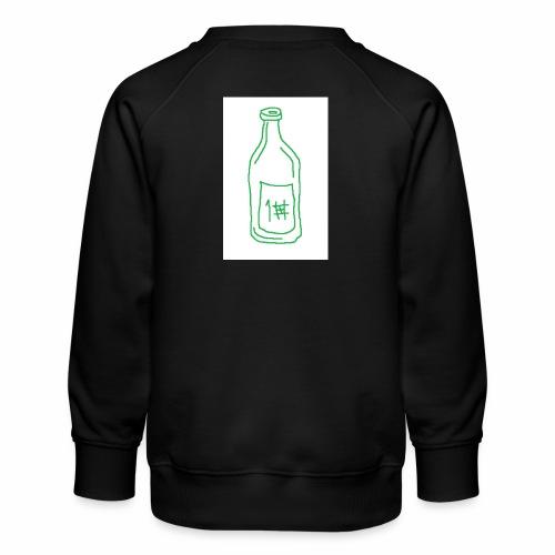 Alkoholi - Lasten premium-collegepaita