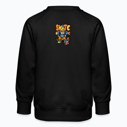 t-shirt enfant - Sweat ras-du-cou Premium Enfant