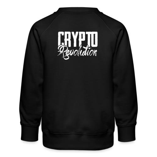 Crypto Revolution - Kids' Premium Sweatshirt